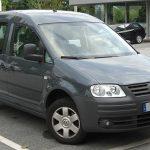 Минивэн фургон Volkswagen Caddy