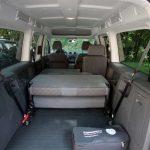 Багажное отделение Volkswagen Caddy